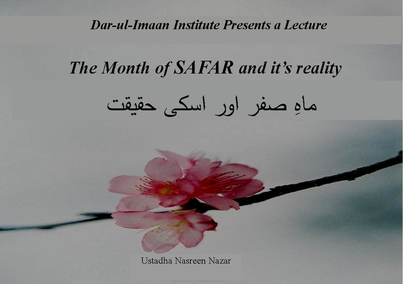 month of safar